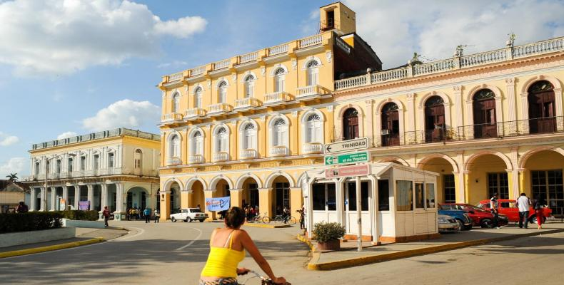 Cumple villa de Sancti Spíritus 504 años de fundadada.Foto:Destination 360.