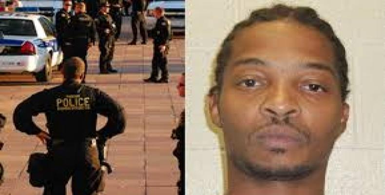 White officer who killed unarmed, naked black man in