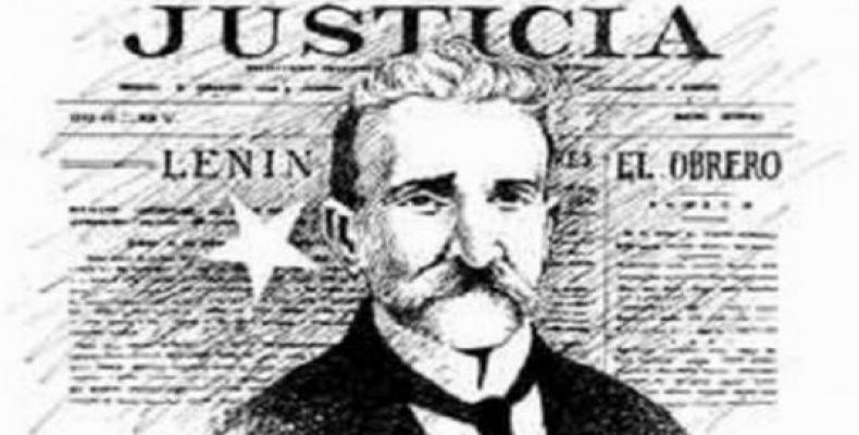 Carlos Baliño fue una de las figuras centrales de la nueva organización. Foto: Archivo e Internet