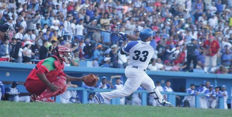 The 60th National Baseball Series is due to start on September 12th.  (Photo: Boris Luis Cabrera/Cubadebate)