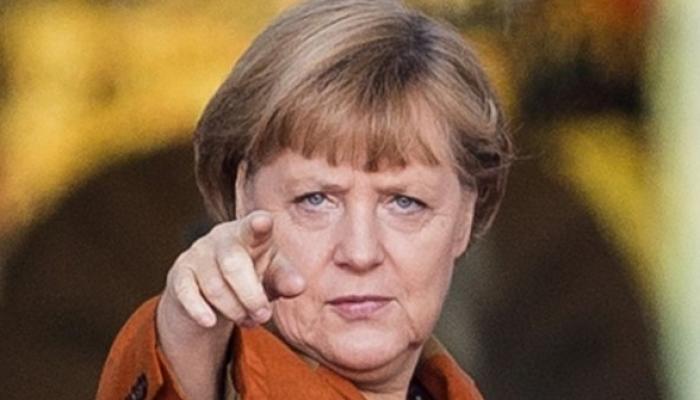 Canciller federal alemana, Ángela Merkel