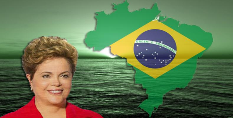 Presidenta de Brasil, Dilma Rousseff