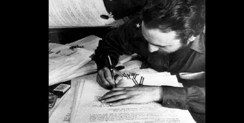 The Agrarian Reform Law of 1959 was a decisive revolutionary step that signaled the political will of the revolution to break with the neo-colonial order