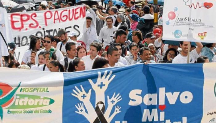 El secretario general de la Central Unitaria de Trabajadores, de Colombia, Fabio Arias, anunció que los integrantes de ese gremio demandarán ante el Consejo de