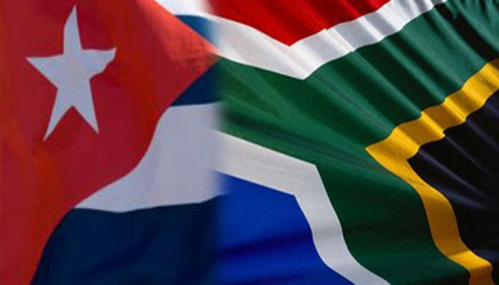 Cuban and South African trade unions strengthen ties.  Photo: RHC