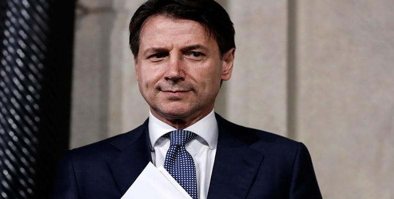 Former Italian Prime Minister Giuseppe Conte   (Photo: File)