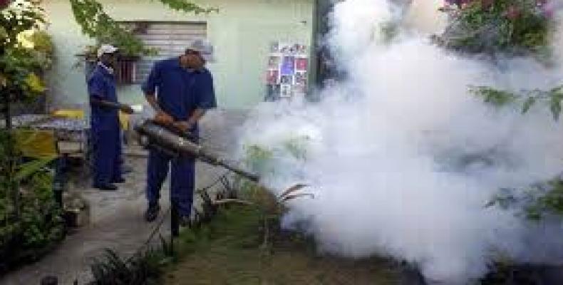 Combatiendo el mosquito Aedes aegypti