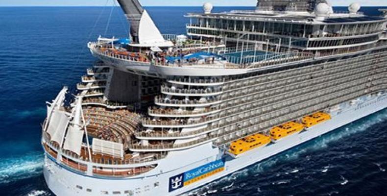 Crucero de Royal Caribbean. Foto: Royal Caribbean