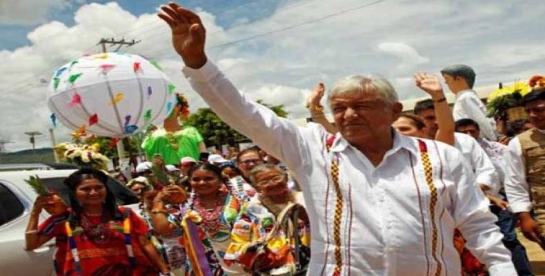 Andres Manuel Lopez Obrador. File Photo