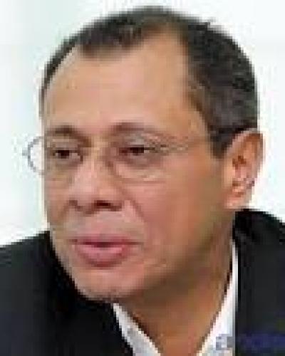 Vicepresidente de Ecuador, Jorge Glas