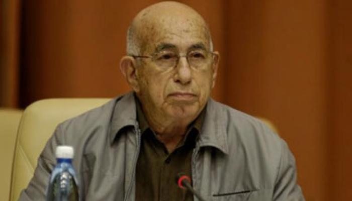 Machado Ventura chama ao uso racional do solo.
