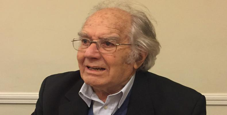 Nobel prize winner sends letter to United Nations condemning the US blockade of Cuba