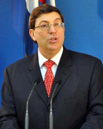 Rodríguez también rechazó las medidas de singularización aplicadas a países del Caribe. Foto: Archivo