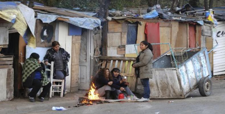 Pobreza en Argentina (Foto/www.argnoticias.com)