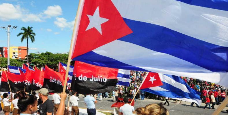 Cuba se alista para celebrar el Primero de Mayo.Foto:Escambray.