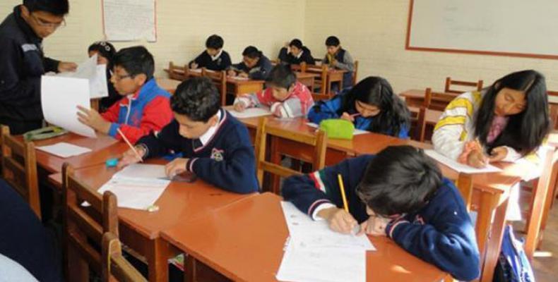 Educación inclusiva, calidad de la educación, formación de los maestros y el derecho a los maestros son temas que se analizarán en la cita. Foto: Archivo
