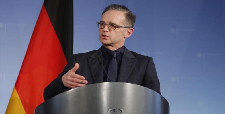 Ministro Heiko Mas
