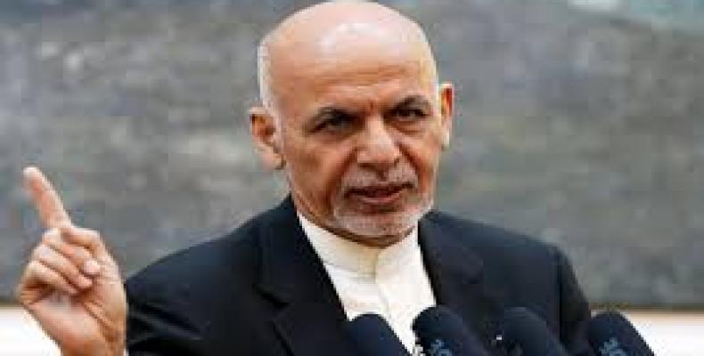 Excluded Afghan president claims last word on any peace deal.  Photo: Google