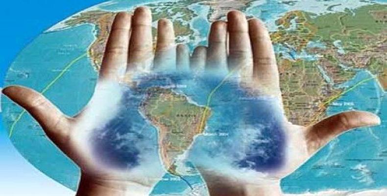 El vuelco progresista que se extendió desde Venezuela hasta el sur acrecentó nuestra proximidad. América Latina asumía un nuevo lenguaje. Fotos: Archivo