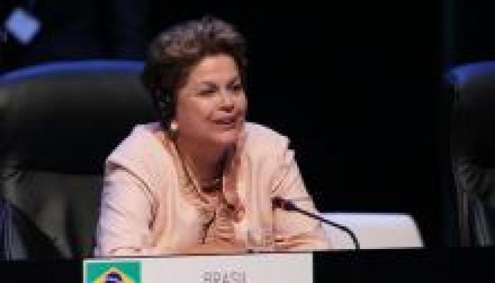Expresidenta de Brasil, Dilma Rousseff