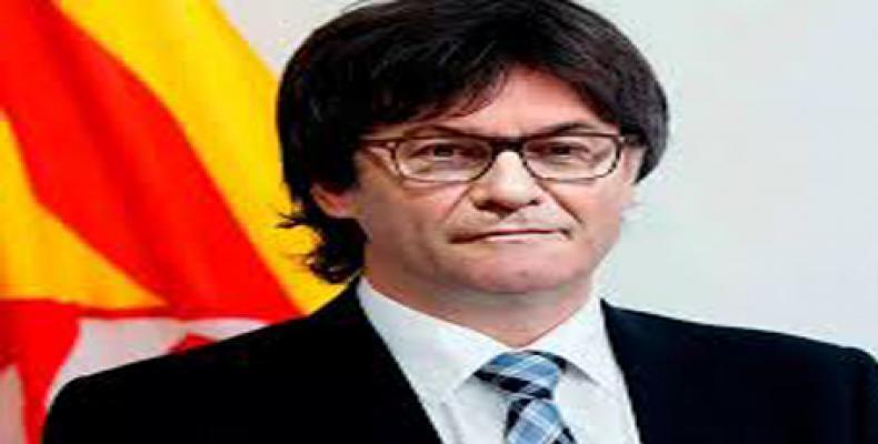 Ex-presidente da Catalunha comparece perante a justiça alemã.