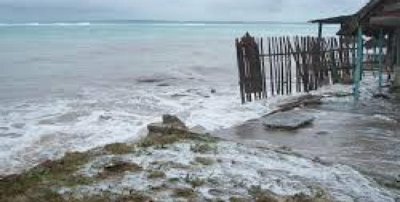 Realizan mapa sobre nivel del mar de Cuba hace 125 000 años. Foto:Archivo.