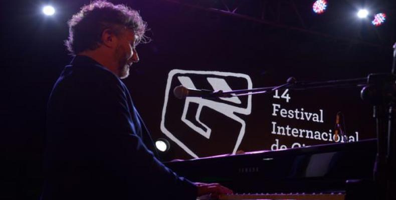 Fito Páez en Festival de Cine de Gibara