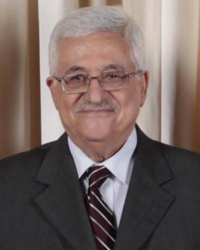 Mahmoud Abbas. Foto tomada de Cubaminrex