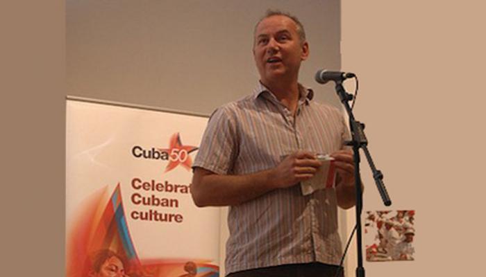 British Activist Robert Miller