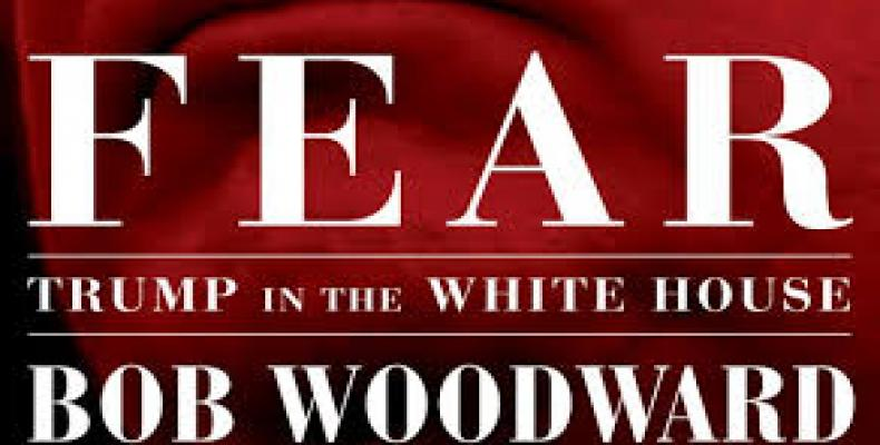 Bob Woodward's new book is already a Best Seller.  Photo: Google