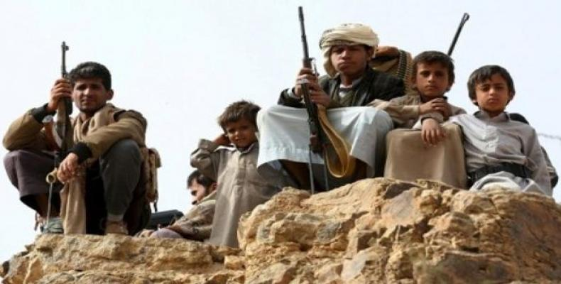 Thousands of Yemeni children are recruited to fight along the Saudi border.  (Photo: Reuters)
