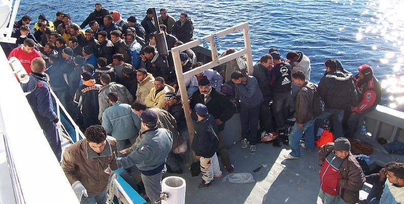 La Comisión Europea anunció que destinará casi 13 millones de euros para apoyar a Grecia en el establecimiento de nuevos centros de acogida temporal a migrantes