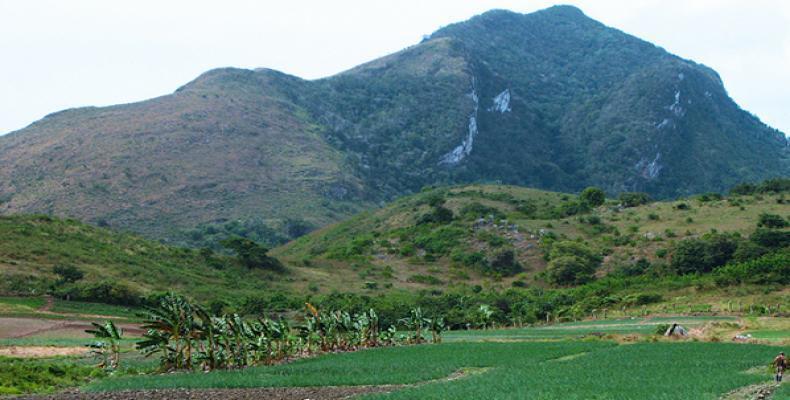 Alturas de Banao, en Sancti Spíritus. Foto: Archivo