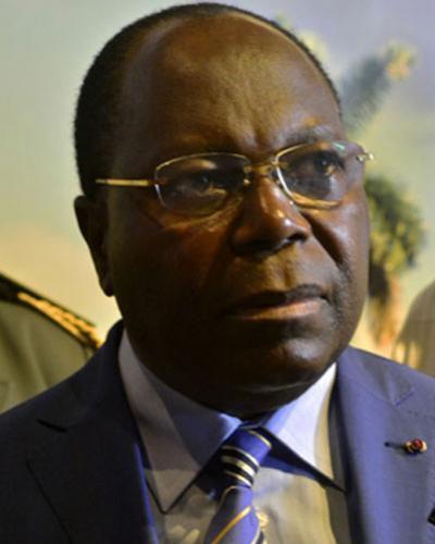 Prime Minister of the Republic of Congo Clèment Mouamba