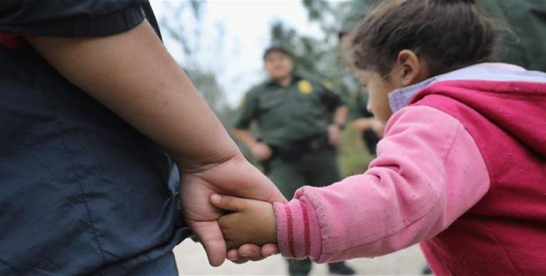 Report says Trump administration separated 6,000 families in four months.  Photo: Reuters