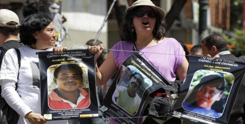 More social leaders murdered in Colombia.  Photo: teleSUR