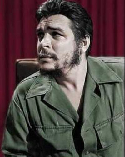 Guerrillero Ernesto Che Guevara