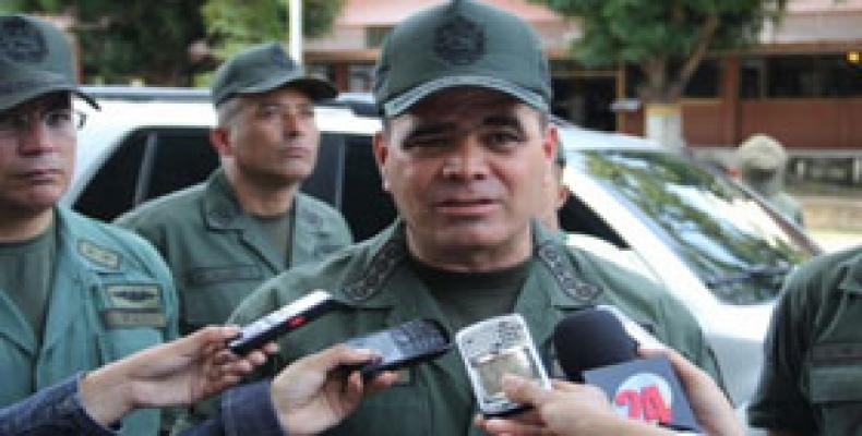 Padrino explicó que el aparato despegó desde el vecino territorio de Curazao. Foto: Archivo