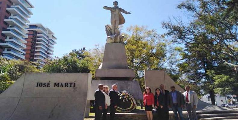 Los cubanos recuerdan que en la tierra del Quetzal, Martí encontró abrigo y cariño sincero a pesar de su corta estancia allí. Fotos: PL