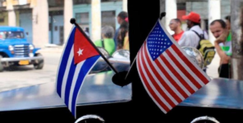 por komercaj rilatoj inter Kubo kaj Usono