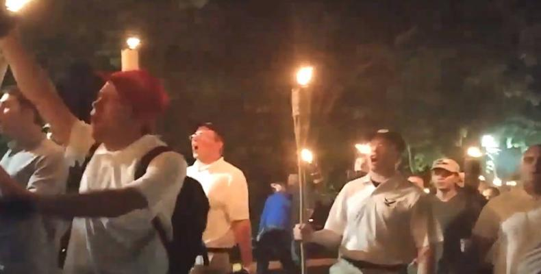 Suit moving forward against Neo-Nazi organizers of deadly Charlottesville rally.  Photo: File
