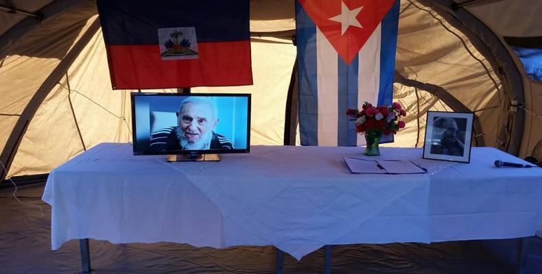 Foto tomada del Facebook del Doctor Enmanuel Vigil Fonseca