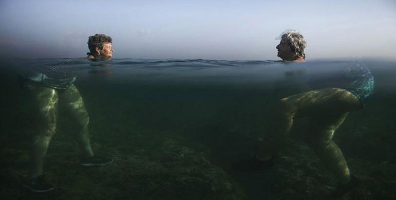 imagen de Alexandre Meneghini, tomada de la BBC