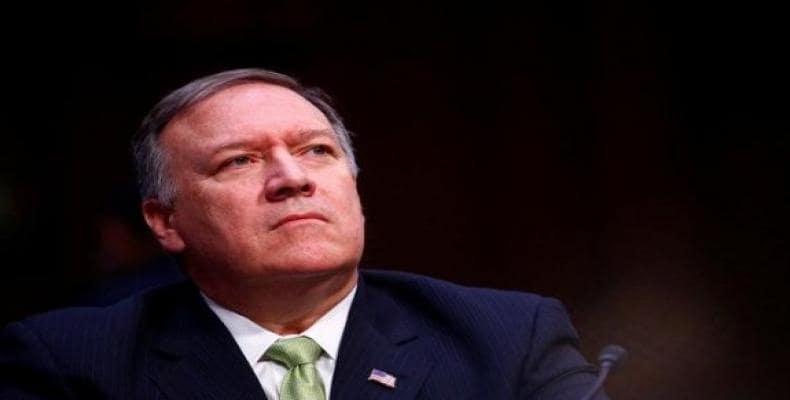 Pompeo said that Washington will monitor Syrian-Iraqi border. (Photo: Reuters)