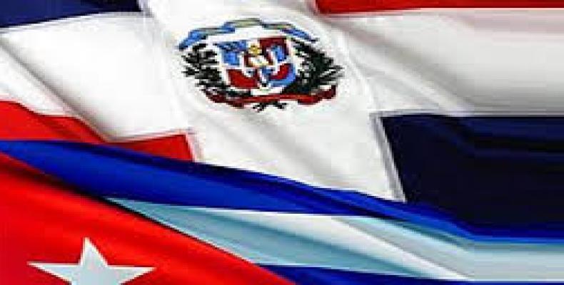 Cuba e República Dominicana celebram 20 anos de relações diplomáticas.