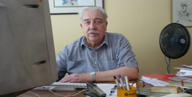 Manuel Cabieses, escritor y periodista chileno
