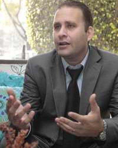 Luis Morlote Rivas, uno de los tres galardonados. Foto: Internet