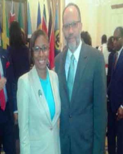 Ambassador of Cuba meets with CARICOM Secretary-General