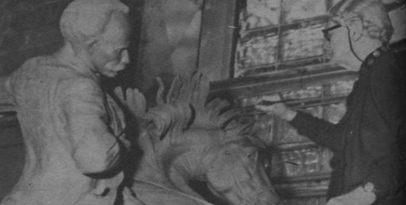 Obra escultórica de José Martí en Nueva York, de Anna Hyatt Huntington