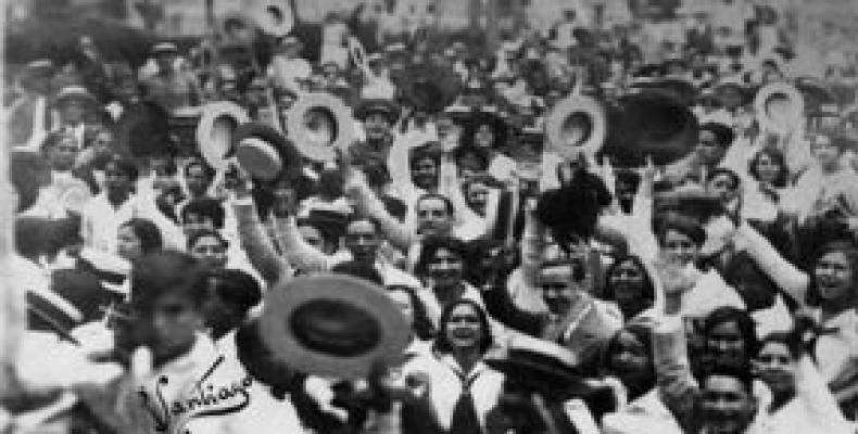 General strike that led to the overthrow of president-turned-dictator Gerardo Machado